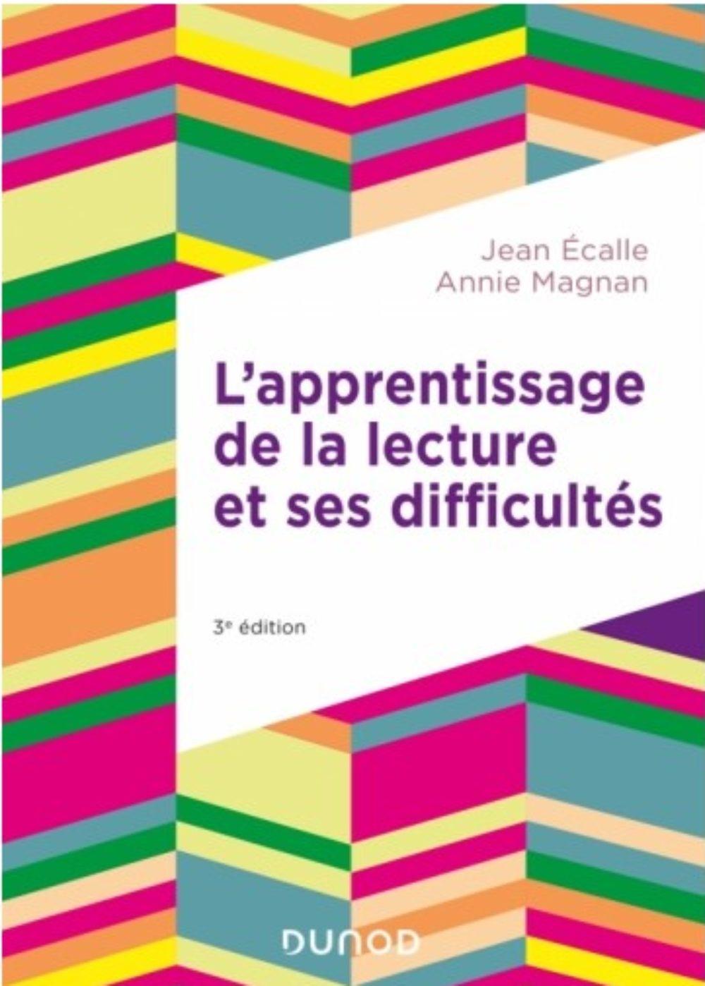 Jean Ecalle – Annie Magnan